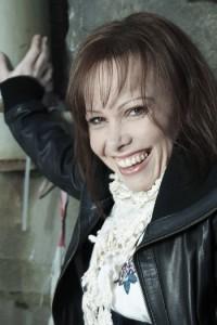 Ninni O Schulman, författare. Foto: Anna- Lena Ahlström