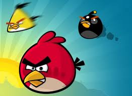 Angry Birds - Bokens banemän?